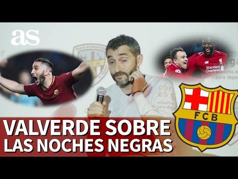 Valverde explica por qué los desastres de Liverpool y Roma son diferentes | Diario AS