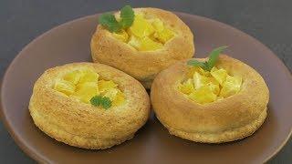 Творожники с апельсинами - Рецепты от Со Вкусом