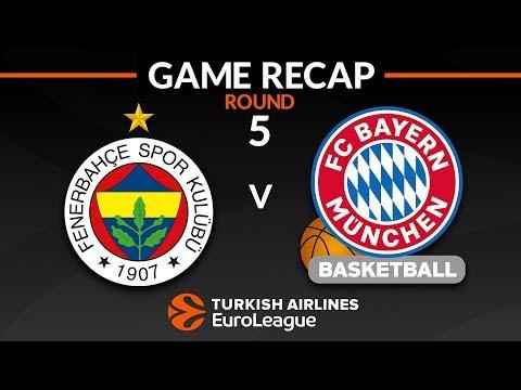 Highlights: Fenerbahce Istanbul - FC Bayern Munich