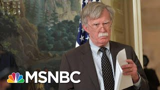 Johnson: Bolton Leaks 'Disgust Me,' Show He Won't Tell The Truth Until You Can Buy His Book | MSNBC