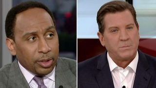 Stephen A. Smith and Eric Bolling spar over Trump's tweets thumbnail