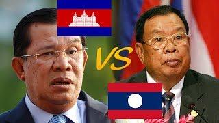 NÓNG - Nguy cơ CHIẾN TRANH ở Đông Nam Á giữa Campuchia và Lào