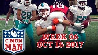 ESPN C'MON MAN! Week 06 - 10-16-17