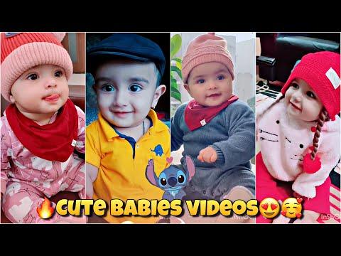 Cute ❤️ Baby Videos | Best Viral Cute Babies Smile TikTok Videos Compilation