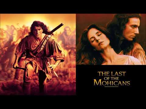 The Last Of The Mohicans ultimate soundtrack suite by Trevor Jones & Randy Edelman
