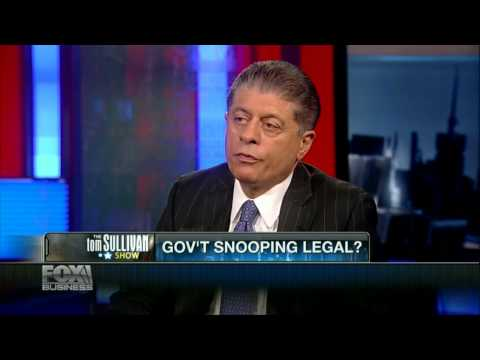 Judge Napolitano: NSA 'Most Outrageous, Extensive, Massive Violation of Constitution'
