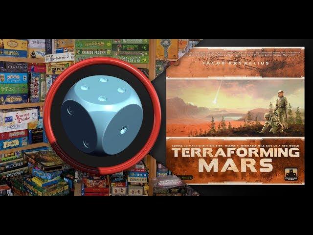 Terraforming Mars - Como Jogar