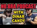 PODCAST TANPA BRA‼️ DINAR CANDY- Deddy Corbuzier Podcast
