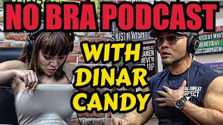 PODCAST TANPA BRA‼️ DINAR CANDY- Deddy Corbuzier Podcast