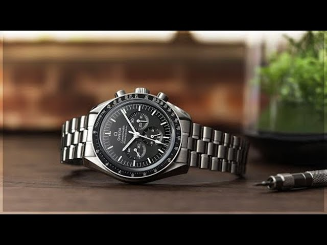 2021 Omega Speedmaster Moonwatch | First Impressions & Unboxing