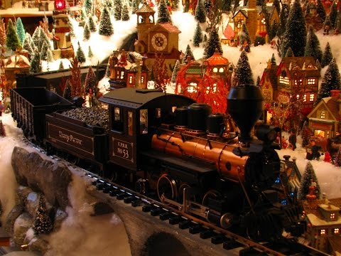 """The Buddy """"L"""" Railway Express – G scale"""