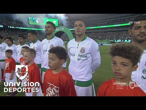 México sorprendió con dos debutantes en el partido amistoso ante Irlanda