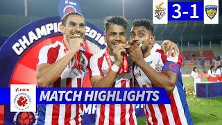 ATK FC 3-1 Chennaiyin FC | Hero ISL Final | Hero ISL 2019-20