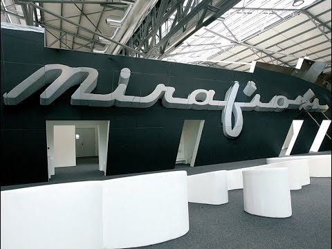 Fiat Group. Showroom Mirafiori