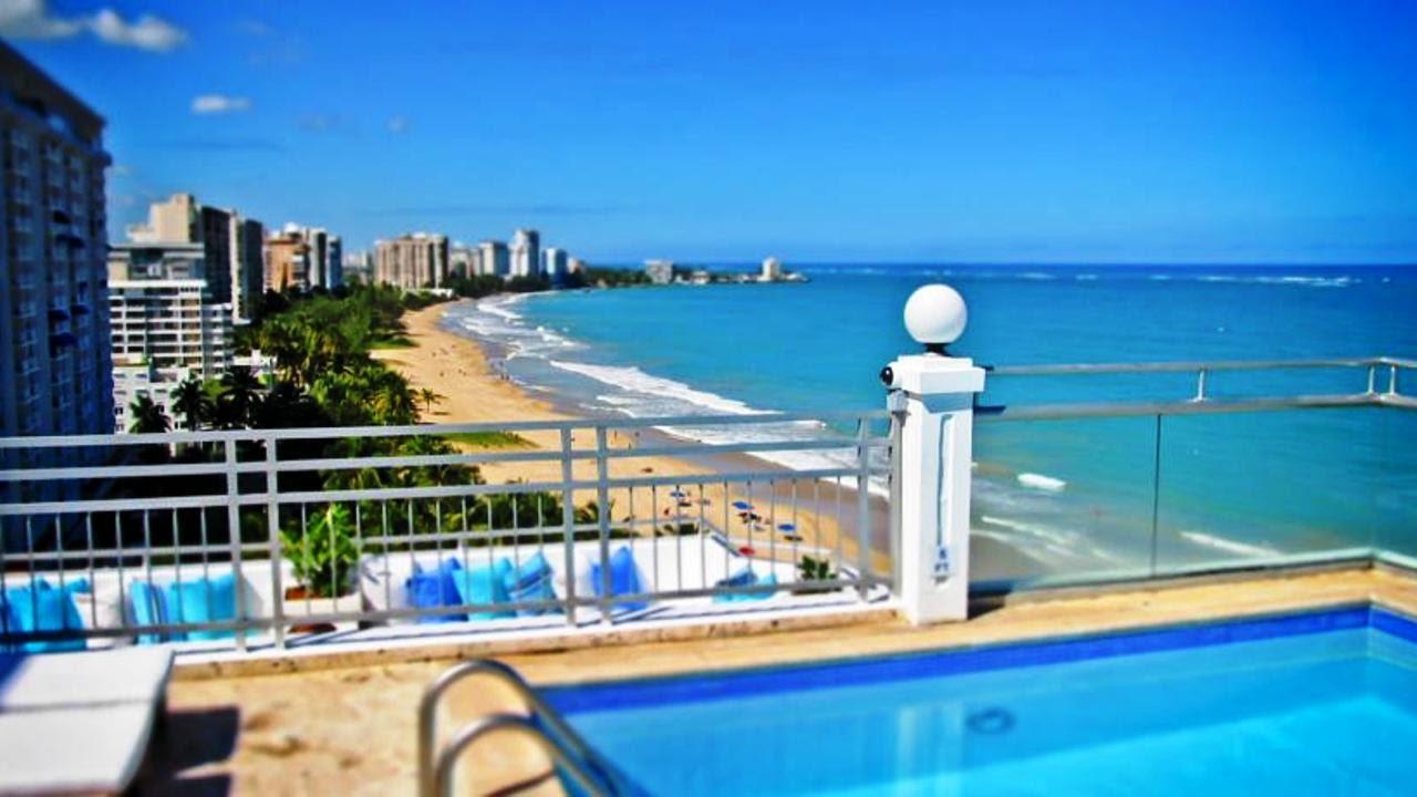 Top10 Recommended Hotels In Isla Verde San Juan Puerto Rico