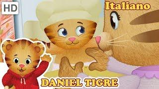 Daniel Tiger in Italiano - La Sorellina Torna a Casa