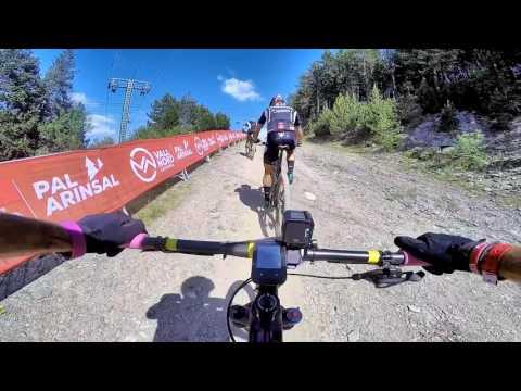 Vallnord, Andorra - World Cup - Pre-ride UCI Master's XC World Championships 2017 - GoPro Removu S1