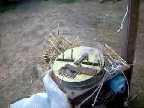 Лущилка для кукурудзи, соріса