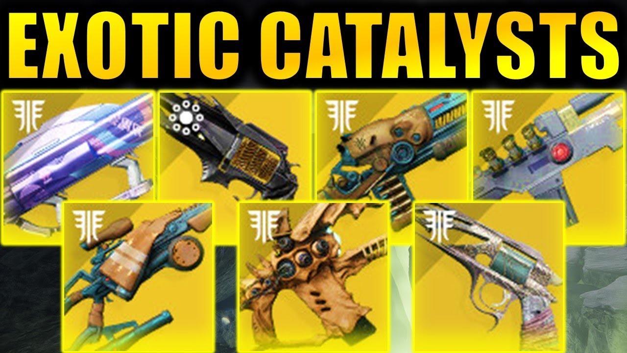 destiny 2 thorn catalyst