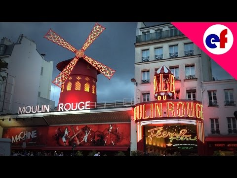 Moulin Rouge Paris | Explore France