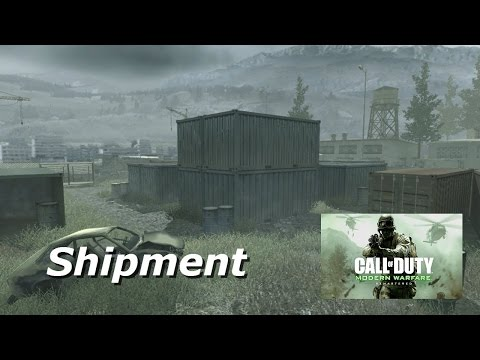 PROBLEM WITH EL GATO FIXED! Shipment Gameplay Call of Duty MWR