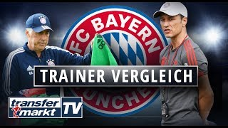 Erste Kritik am Bayern-Coach: Vergleich zwischen Kovac & Ancelotti   TRANSFERMARKT