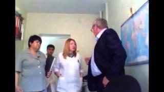 Беспредел в поликлинике Аргаяшской ЦРБ (Они нас лечат)