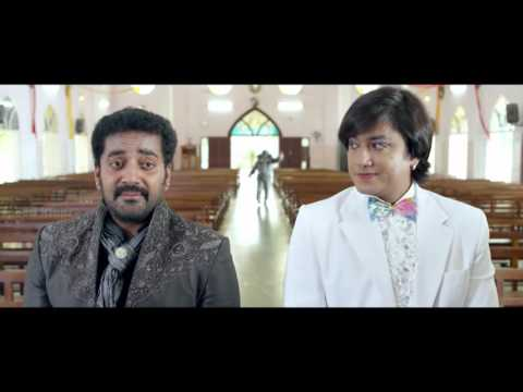Robert Ramji Comedy In MGR Sivaji Rajini Kamal  HD Movie