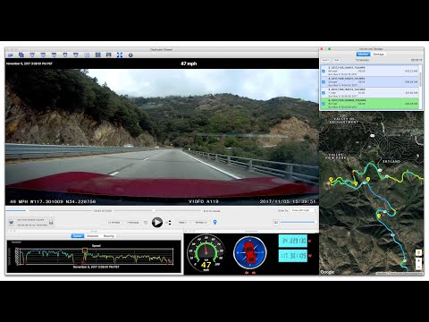 Dashcam Viewer V3 - New Features