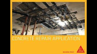 Concrete Repair Application