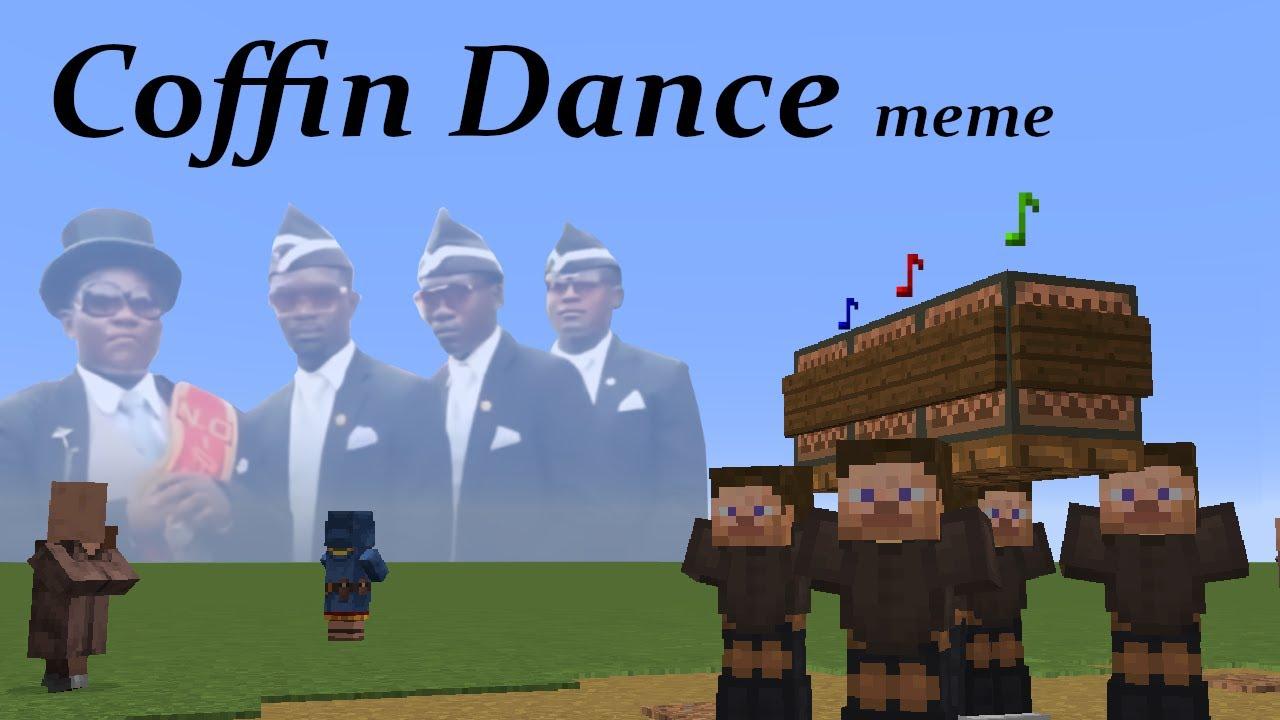 Coffin Dance/Astronomia (Minecraft) Minecraft Map