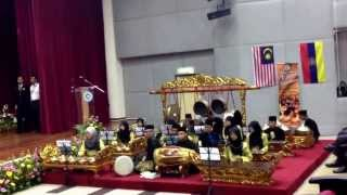 Traditional malay-indonesian musical ensemble - Gamelan
