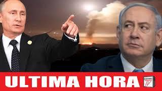 URGENTE: RUSIA BOMBARDEA ISRAEL, LA GUERRA HA COMENZADO. RSTV TENÍA RAZÓN.