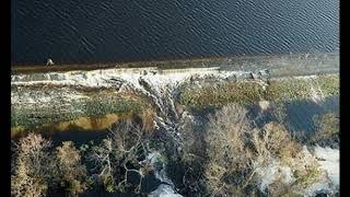 Dam Fails at North Carolina Power Plant, Coal Ash Leaking Into River