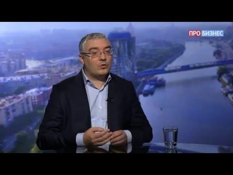 Дмитрий Песков в программе 'Интеллектуальный прорыв' телеканала ПроБизнес ТВ