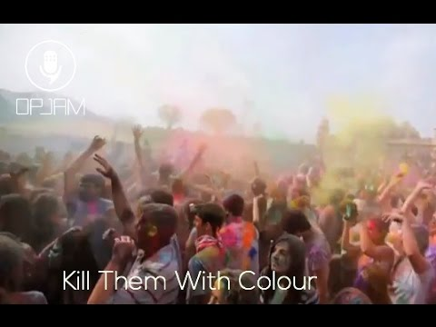 Kill Them With Colour - OPJAM Artist Session Interview