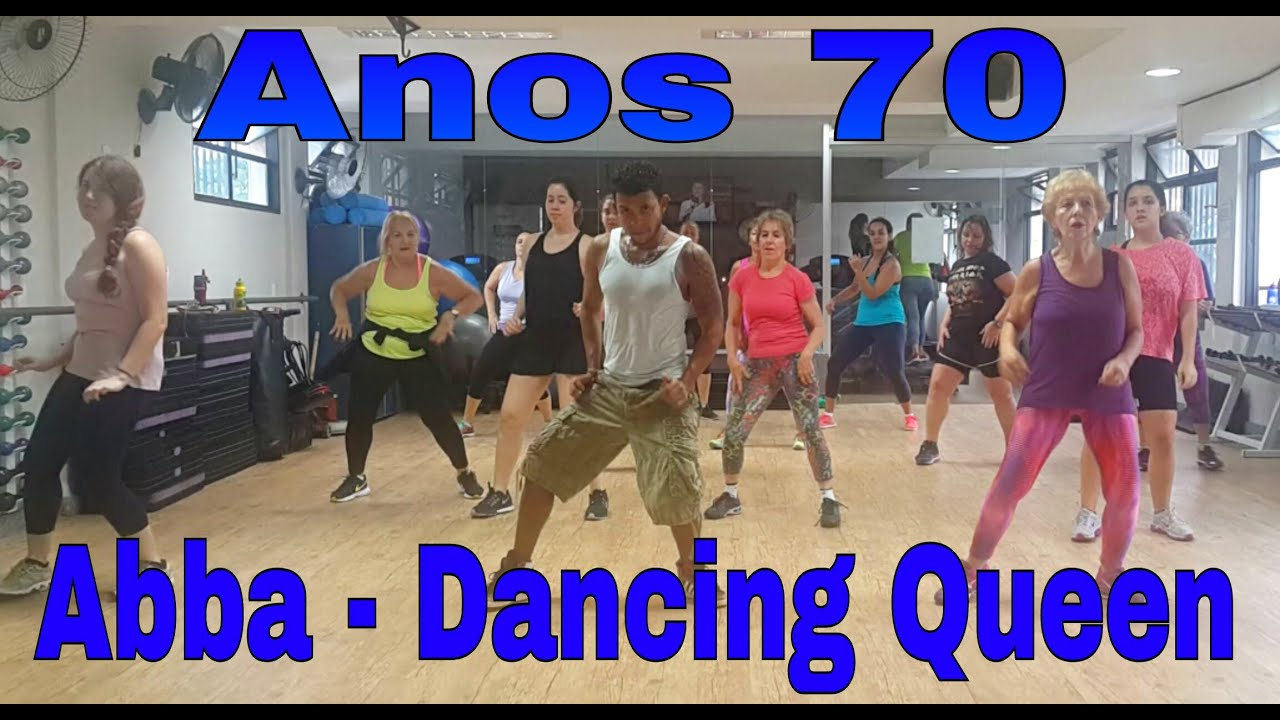 Dancing Queen -ABBA - YouTube | Dance Fitness | Zumba ...