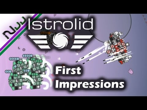 Istrolid - How to play and Ship Design Theory