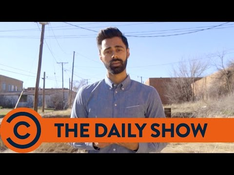 The Daily Show | Don't Drink The Water Down in Texas