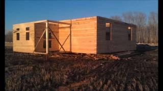 Строим дом из бруса для постоянного проживания!(Строим дом из бруса для постоянного проживания!, 2016-02-21T17:47:24.000Z)