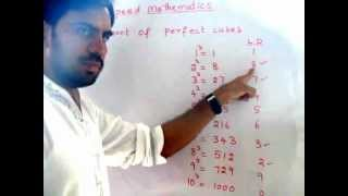 cube root speed method by dr syed bilal armaan mov