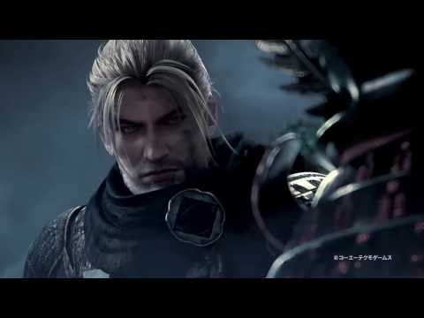 Nioh - Free Launch Gameplay Trailer PS4