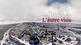 Ville de Québec, l'autre visite - Episode 05 (vidéo 360 🌐)