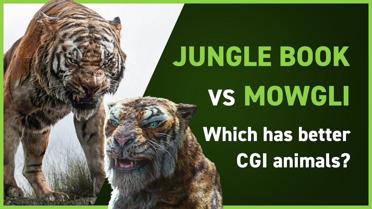 Download Jungle Book vs Mowgli - Which has better CGI animals?