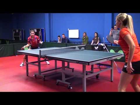Table Tennis Coaching. Настольный теннис Часть 4