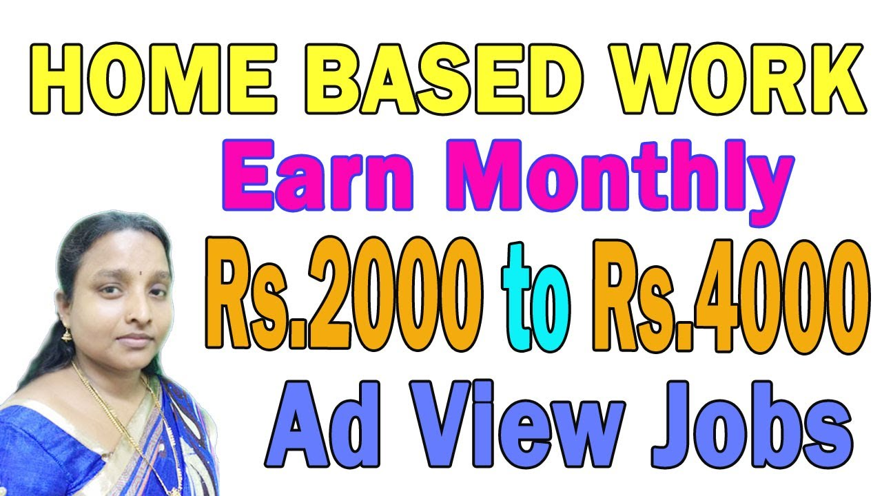 Data Entry Jobs From Home Jakarta