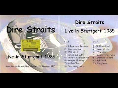 Dire Straits - Live in Stuttgart 1985