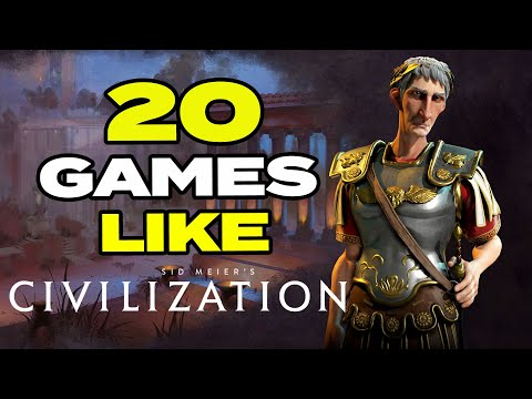 TOP 20 BEST Games Like Civilization For Android & IOS | Turn-Based Strategy