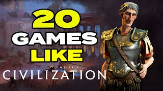 TOP 20 BEST Gaṁes Like Civilization for Android & iOS   Turn-Based Strategy