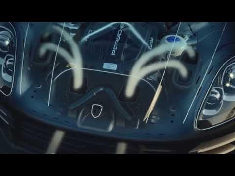 New 2014 PORSCHE MACAN S Trailer